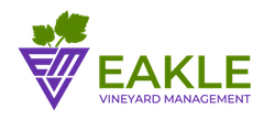 Eakle Vineyard Managment Logo